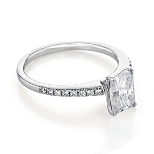 Micro-Prong Engagement Ring (GC21)
