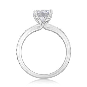 Gabriel NY Engagement Ring (GC19M)