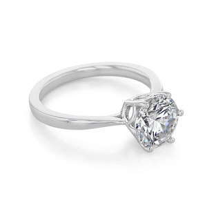 evertrue Solitaire Engagement Ring (EV108A)