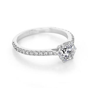Danhov Classico Engagement Ring  (CL108)