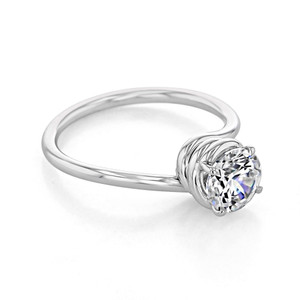 Danhov Abbraccio Engagement Ring  (AE136)