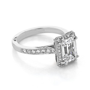Tacori Dantela Engagement Ring (2620ECMDP)