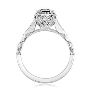 Tacori Sculpted Crescent Engagement Ring (39-2CU65)