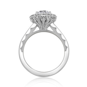 Tacori Full Bloom Engagement Ring (55-2RD7)
