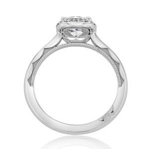 Tacori Sculpted Crescent Engagement Ring (49CU65)