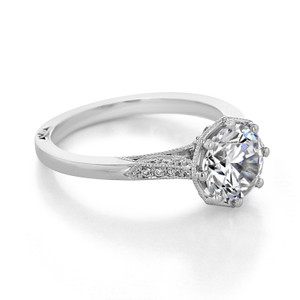 Simply Tacori Engagement Ring (2653RD75)