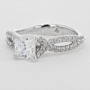 Gabriel NY Engagement Ring (GC96)