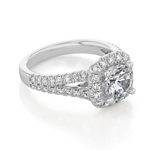 Gabriel NY Engagement Ring (GC35)