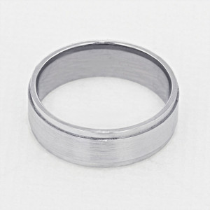 Signature Palladium Men's Wedding Band (FG215)