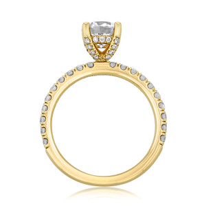 Gabriel NY Engagement Ring (GC39Y)