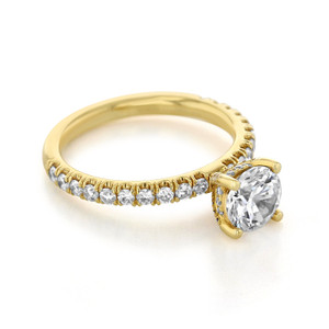 Gabriel NY Engagement Ring (GC39Y)