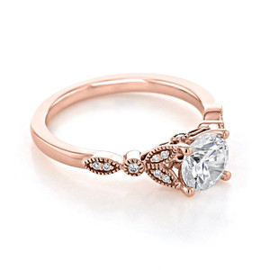 Pavé Engagement Ring (FG57)