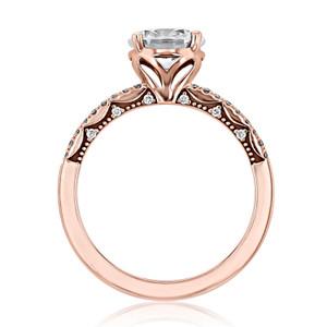Tacori Coastal Crescent Engagement Ring (P104RD75)