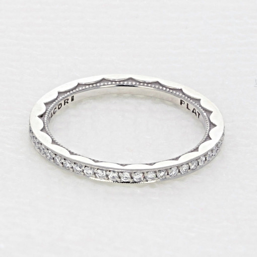 Tacori Sculpted Crescent Wedding Band (41-15ET)