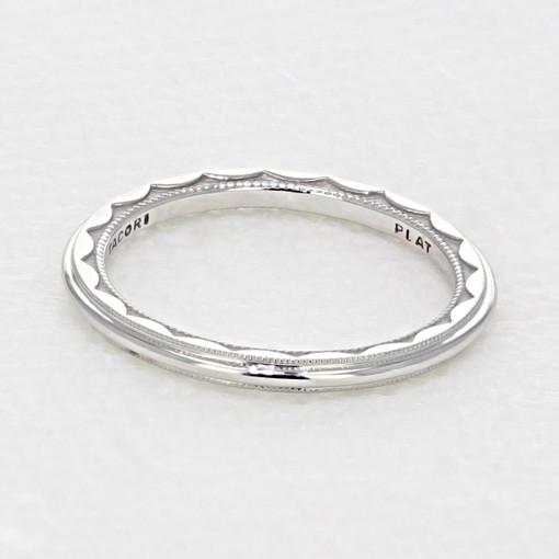 Tacori Sculpted Crescent Wedding Band (40-15ET)