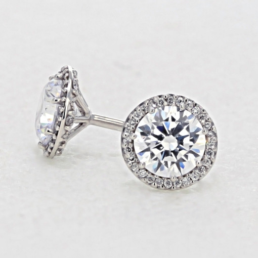 Tacori  Diamond Bloom Fashion Earrings (FE6706)