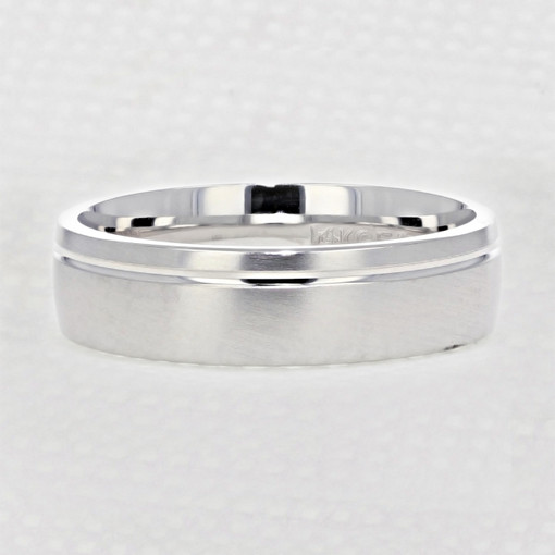 Signature Men's Wedding Band (FG19)