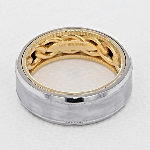 Artcarved Men's Wedding Band (FG558)