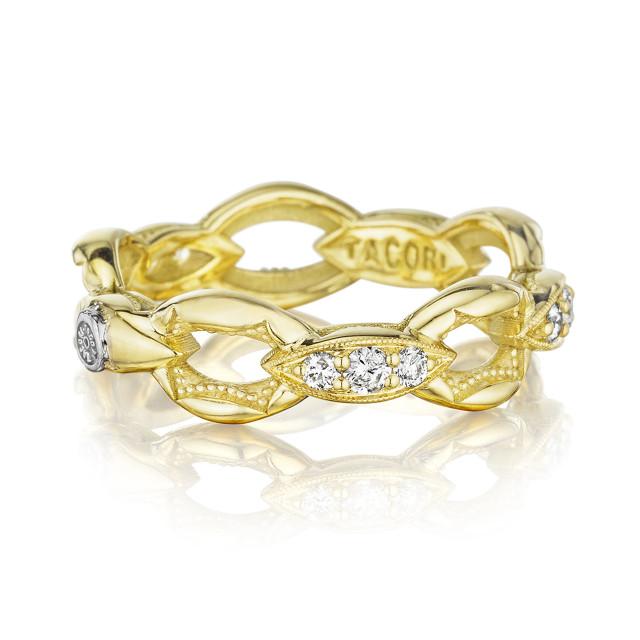 The Ivy Lane Pavé Diamond Fashion Ring (SR184Y)