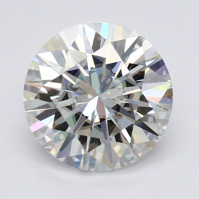 1.00 Ct. Round Forever One Charles and Colvard Moissanite (GM05208)