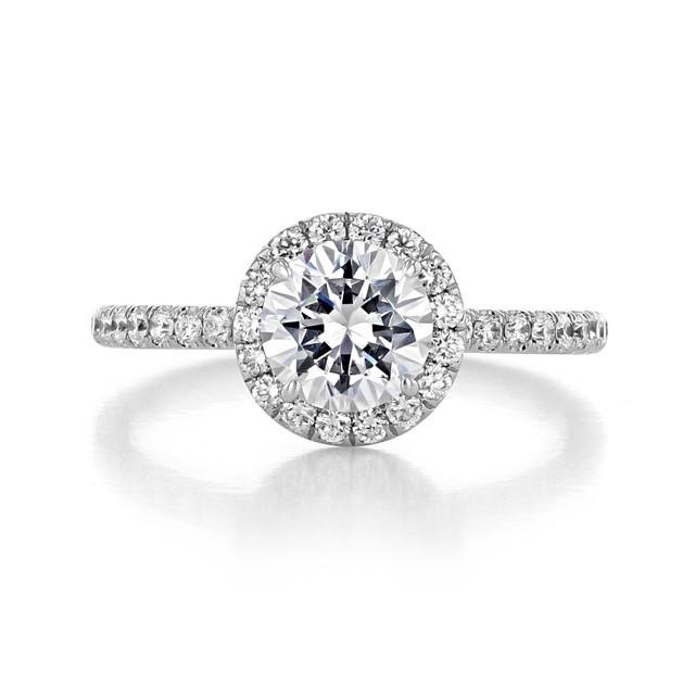 Danhov Per Lei Engagement Ring  (LE102)