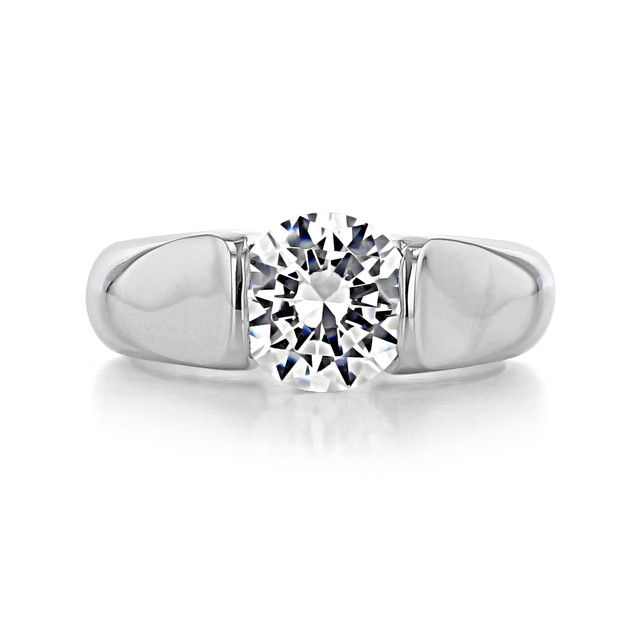 Solitaire Engagement Ring (SO42)