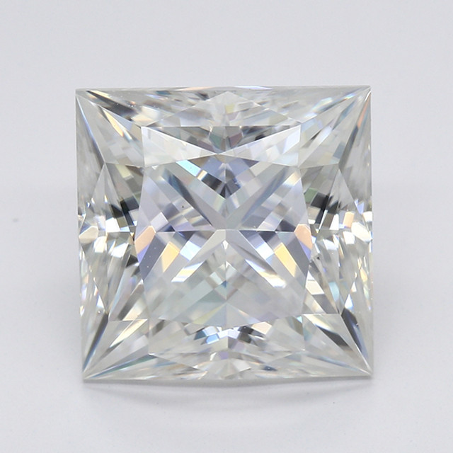 3.00 Ct. Princess Forever One Charles and Colvard Moissanite (GM05231)