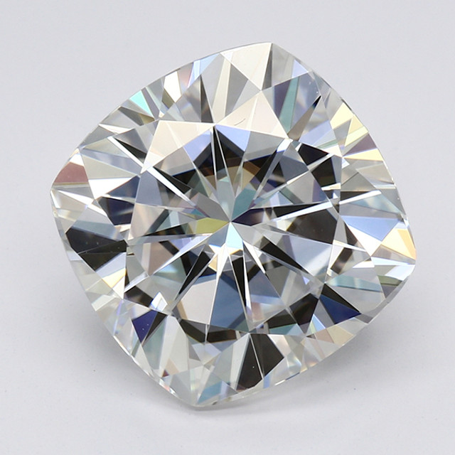 4.20 Ct. Cushion Forever One Charles and Colvard Moissanite (GM05244)