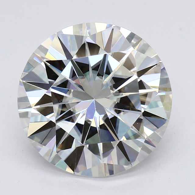 2.20 Ct. Round Forever One Charles and Colvard Moissanite (GM05248)