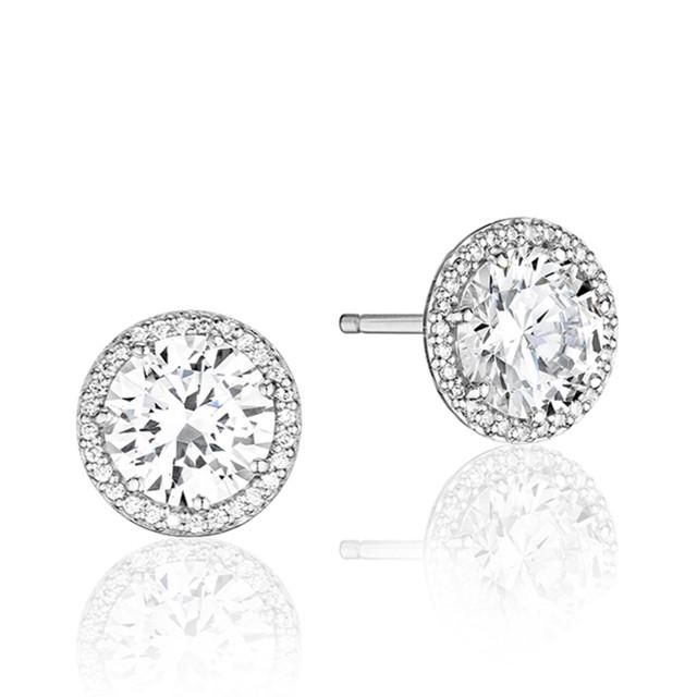 Tacori  Diamond Bloom Fashion Earrings (FE6706)