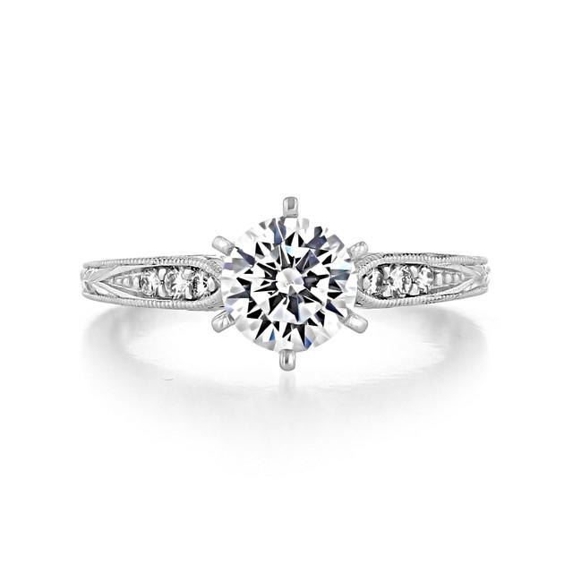 Gabriel NY Engagement Ring (GC62)