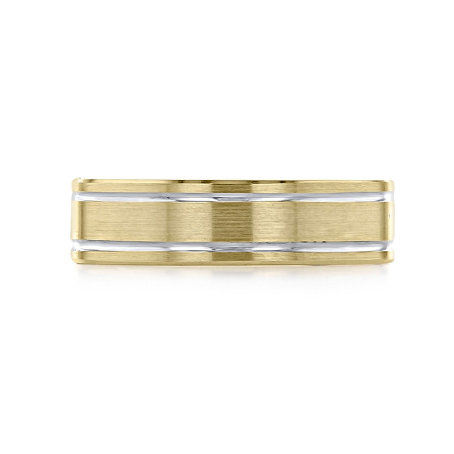 Artcarved Mens Wedding Band  (FG356Y)