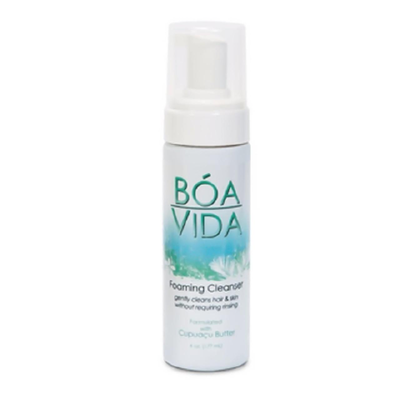 Boavida Shampoo And Body Wash Citrus Vanilla Scent 6 Oz Simply Medical