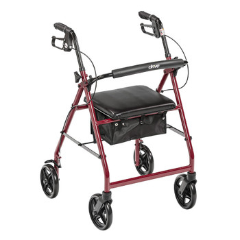 drive 4 Wheel Rollator Drive Medical R728BL