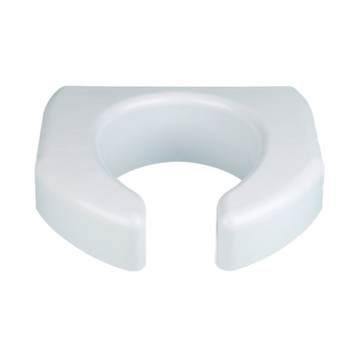 Ableware Basic Raised Toilet Seat Maddak 725790000