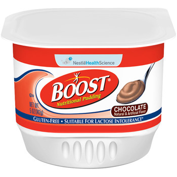 Boost Nutritional Pudding Oral Supplement Nestle Healthcare Nutrition