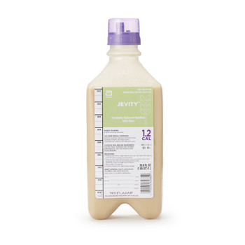 Jevity 1.2 Cal Tube Feeding Formula Abbott Nutrition 62683