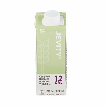Jevity 1.2 with Fiber Oral Supplement Abbott Nutrition 64625