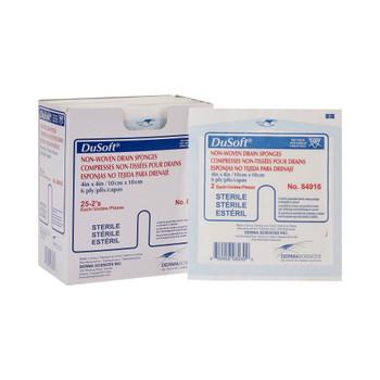 Dusoft I.V. / Drain Split Dressing Derma Sciences