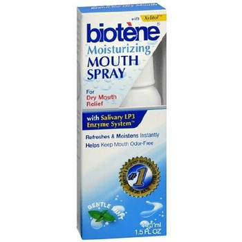 Biotene Mouth Moisturizer Glaxo Smith Kline 04858200115