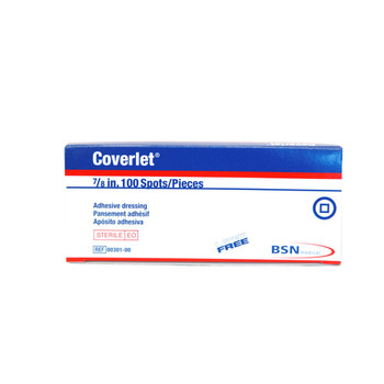 Coverlet Adhesive Spot Bandage BSN Medical