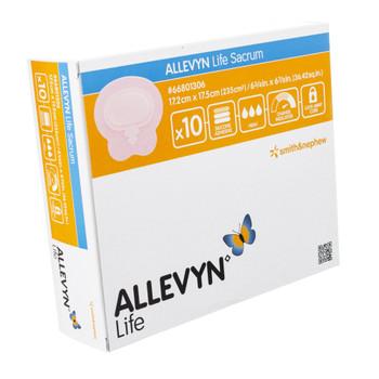 Allevyn Life Silicone Foam Dressing Smith & Nephew 66801306
