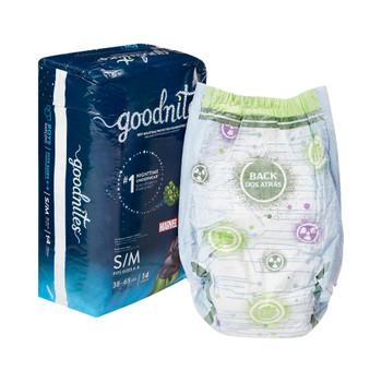 GoodNites Absorbent Underwear Kimberly Clark 41313