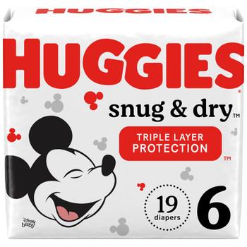 Huggies Snug & Dry Diaper Kimberly Clark 51470