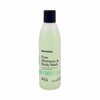 McKesson Pure Shampoo and Body Wash McKesson Brand 53-16223-8