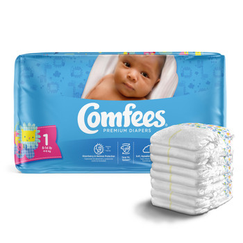 Comfees Diaper Attends Healthcare Products CMF-1