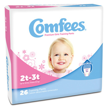Comfees Training Pants Attends Healthcare Products CMF-G2