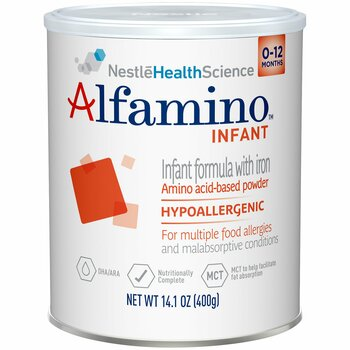 Alfamino Amino Acid Based Infant Formula with Iron Nestle Healthcare Nutrition 7613034788221
