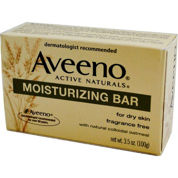 Aveeno Soap J & J Sales 38137003623
