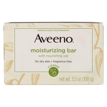 Aveeno Soap J & J Sales 38137003623